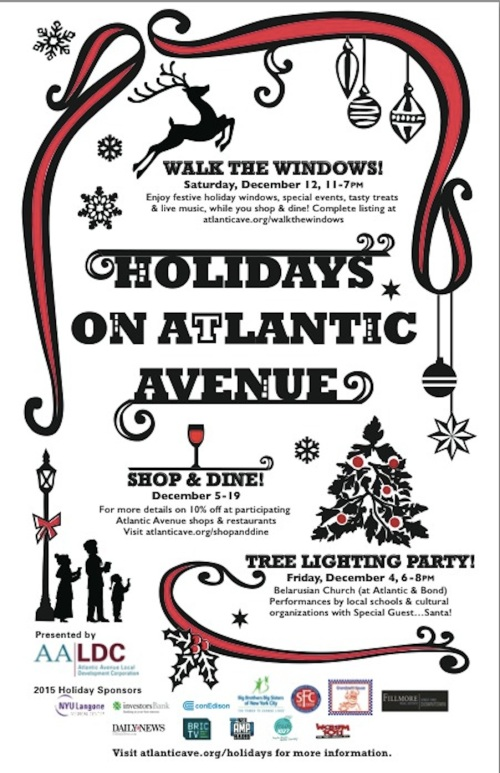 AALDC Holiday Poster 2015