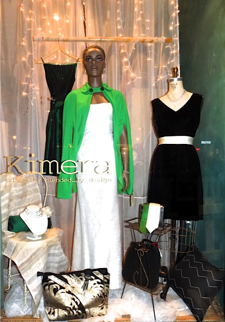 Kimera green Holiday 2015